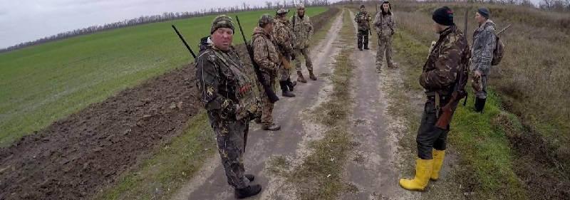 Коллективная охота