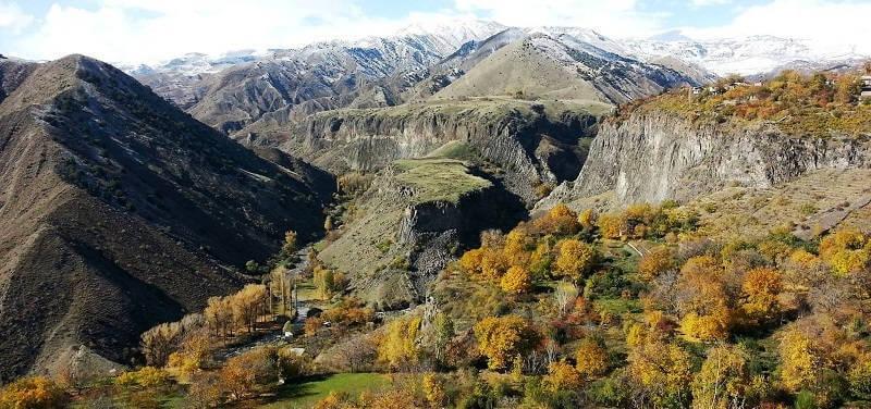 Отдых в горах: Армения