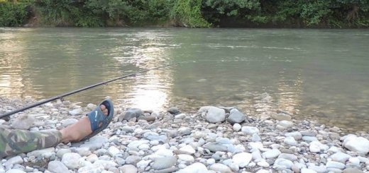 Рыбалка в Абхазии