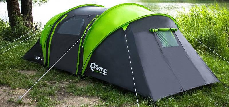 Туристическая палатка BOJAN