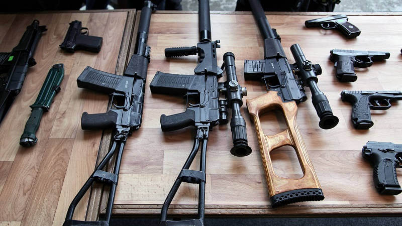 Умение пользоваться оружием