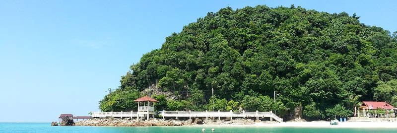 Остров Капас
