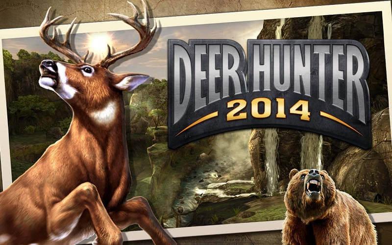 Симулятор охоты для андроид DEER HUNTER