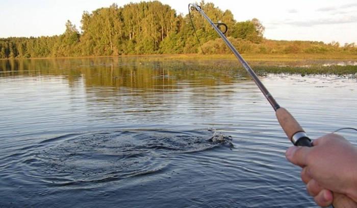 Рыбалка - лучший отдых на водоеме