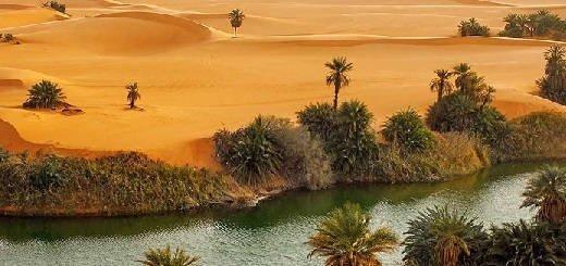 Климат Сахары