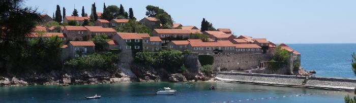 Курорт Святой Стефан