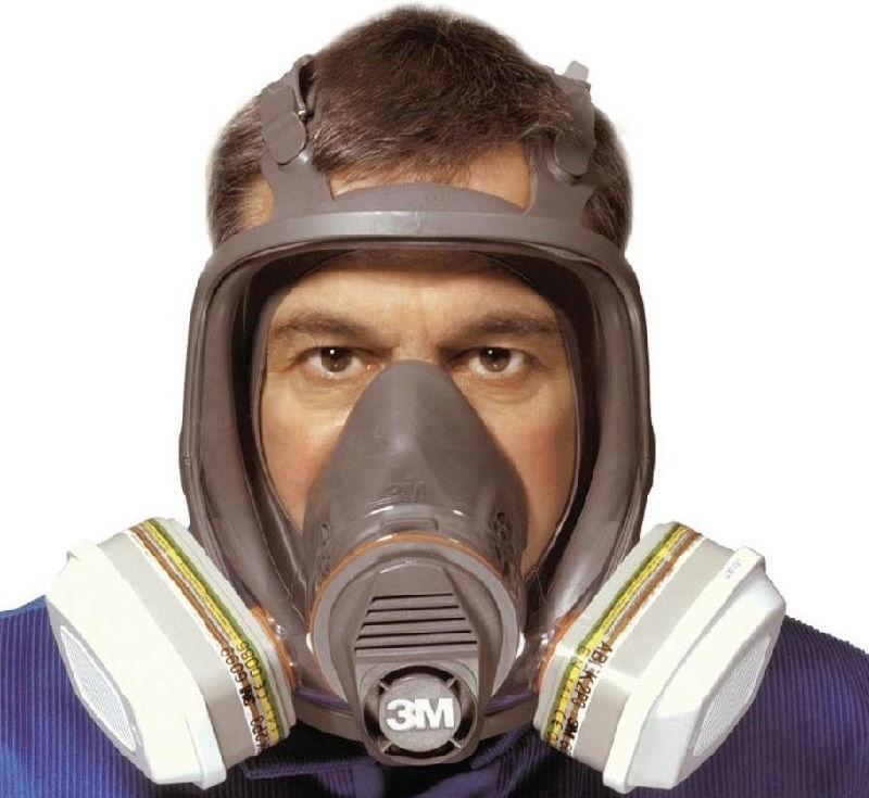 Полнолицевая маска 3М