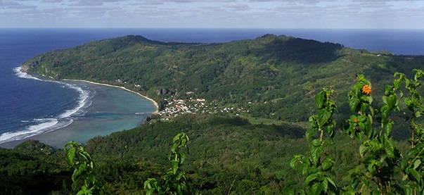 Остров Руруту