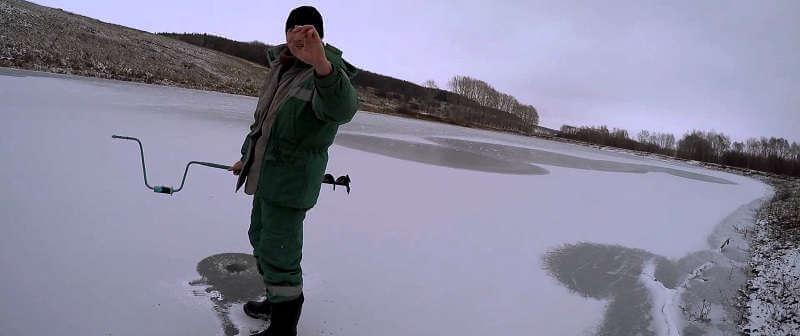 Рыбалка по перволедью