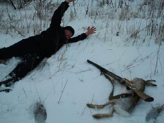 Случаи на охоте