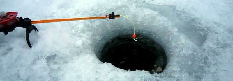 Зимняя рыбалка в Якутии