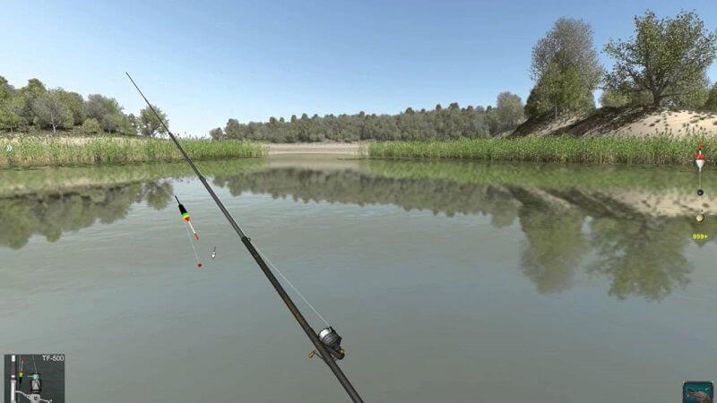 Игры про рыбалку