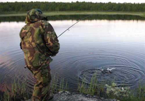 Видео ловли щуки на живца с берега