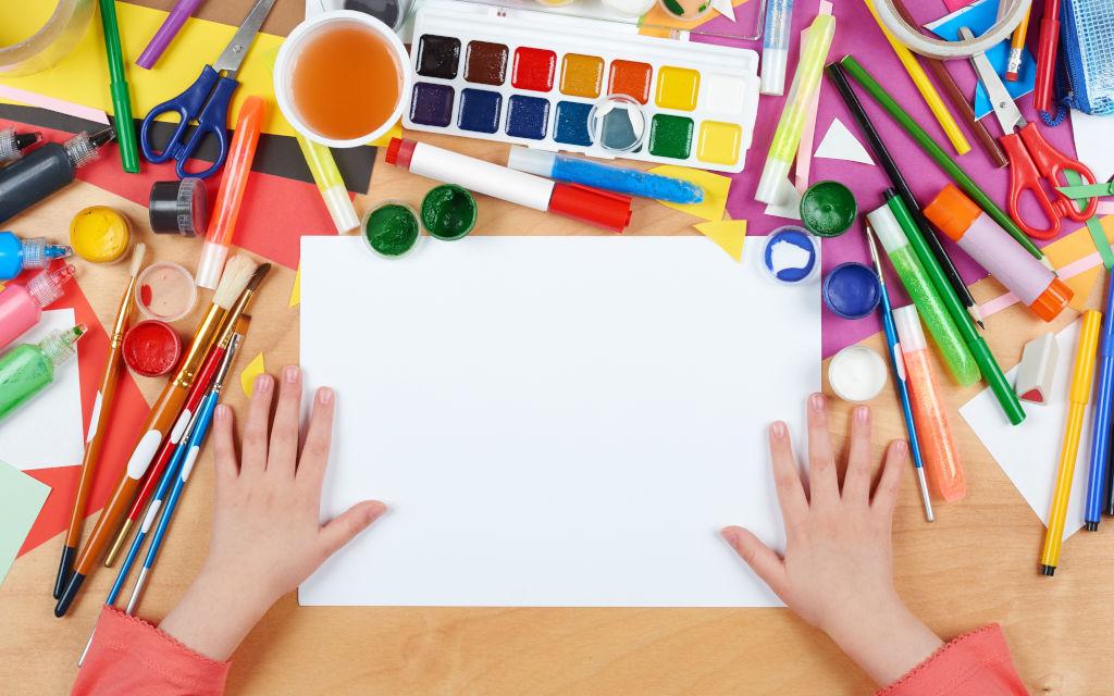 Обучение ребенка рисованию