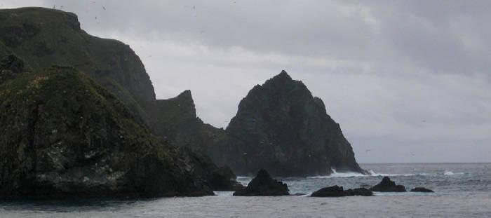 Острова Диего-Рамирес