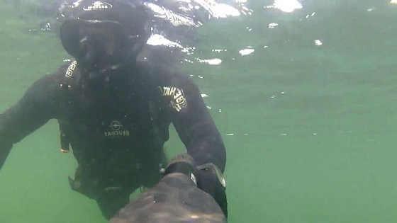 Подготовка к зимней подводной охоте