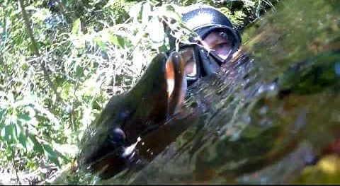 Подводная охота на щуку в 2017 году