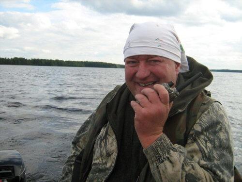 Рация на рыбалке