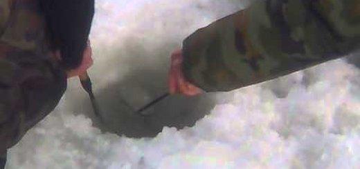 Рыбалка на Оке в январе видео