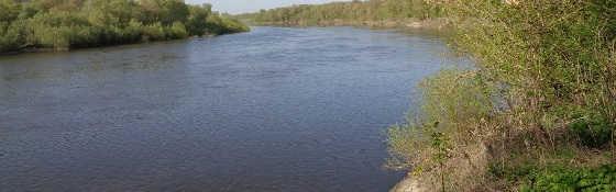 Весенняя ловля щуки на реке