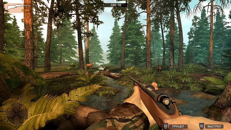 Игры про охоту