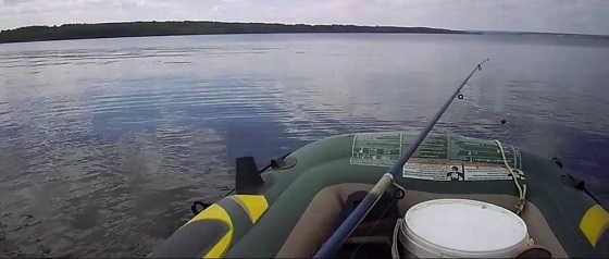 Ловля сома на Каме видео
