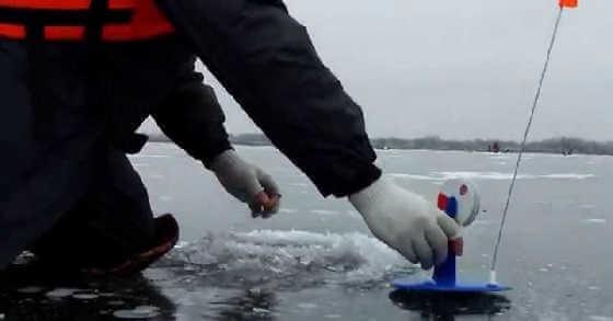 Видео ловли щуки зимой на жерлицы