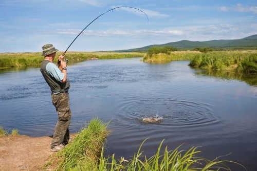 Невезения на рыбалке видео