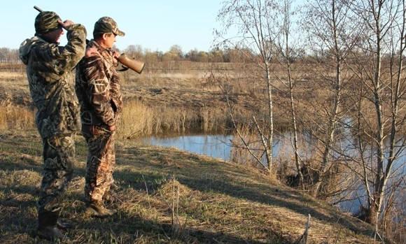 Охотничьи угодья Калининградской области