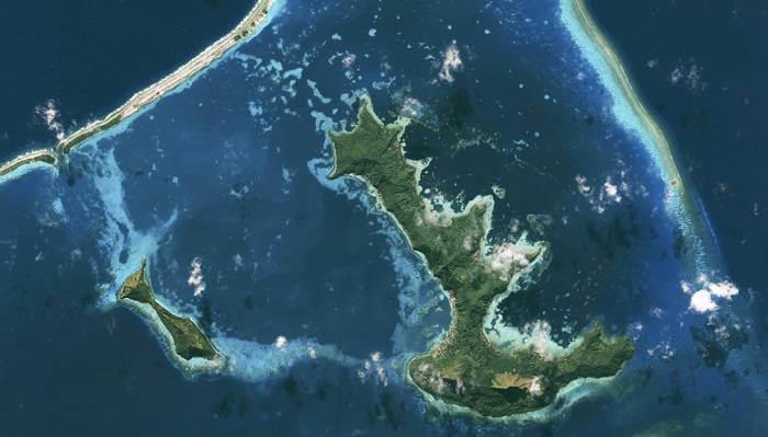 Остров Мангарева