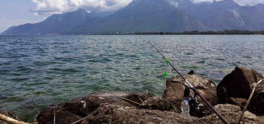 Рыбалка в Швейцарии
