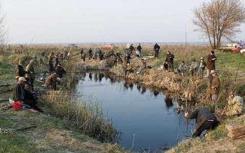 Случаи на охоте и рыбалке видео