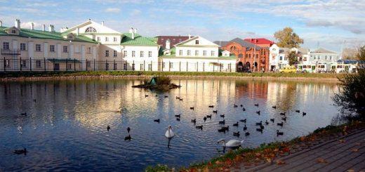 Туризм в Сергиевом Посаде