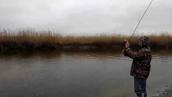 Ловля щуки ранней весной видео