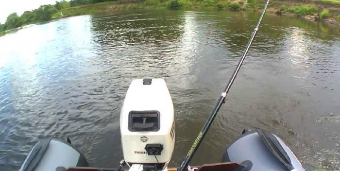Плюсы и минусы ловли фидером с лодки