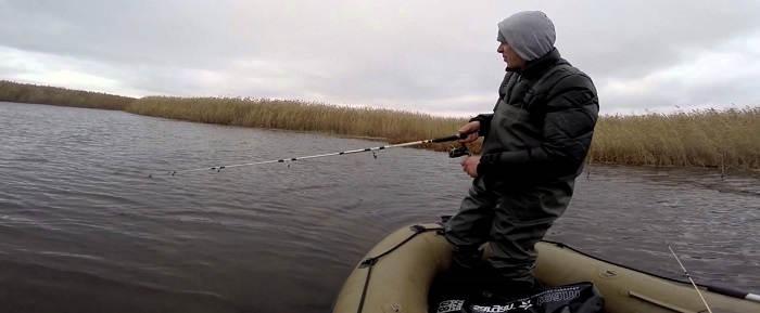 Ловля рыбы в Астраханской области