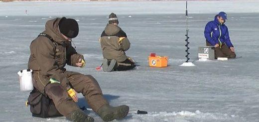 Ловля рыбы зимой