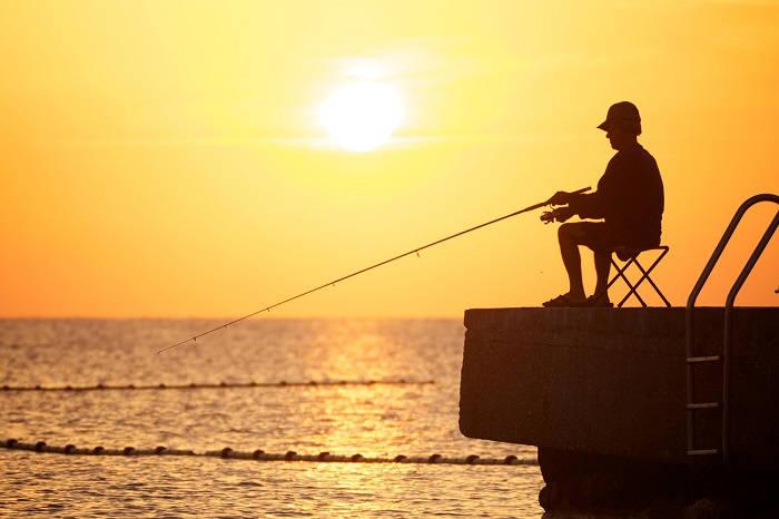 О пользе рыбалки