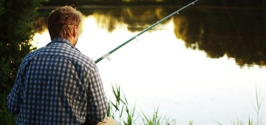 Огрузка рыболовной оснастки