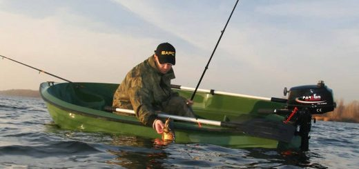 Активный отдых и рыбалка на лодке