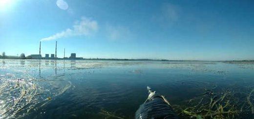 Подводная охота на водохранилище в 2016 видео