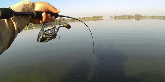 Рыбалка на микроджиг видео