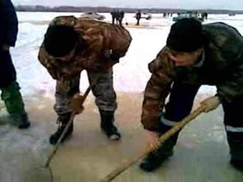 Рыбалка на тягу видео