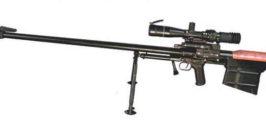 Снайперская винтовка КСВК