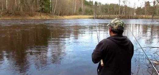 Весенняя ловля плотвы на поплавочную удочку видео