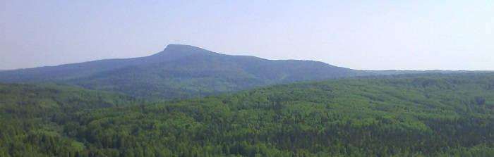 Гора Полюд