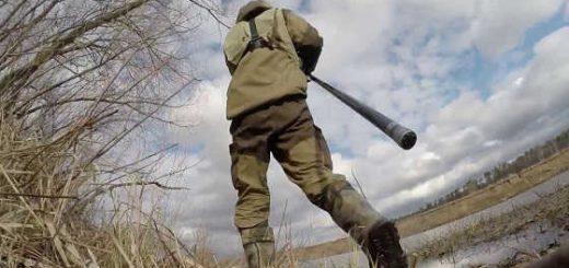Ловля на боковой кивок ранней весной видео