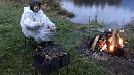 Ловля налима на реке Луга видео