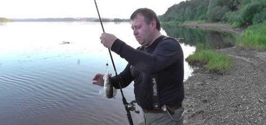 Ловля сомов на Каме видео