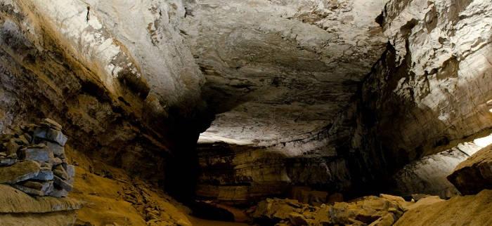 Мир пещер
